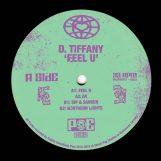 """D.Tiffany: Feel U [12""""]"""