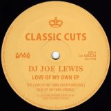 """DJ Joe Lewis: Love Of My Own [12""""]"""
