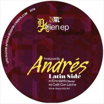 """Andrés: D.ATLien EP [12""""]"""