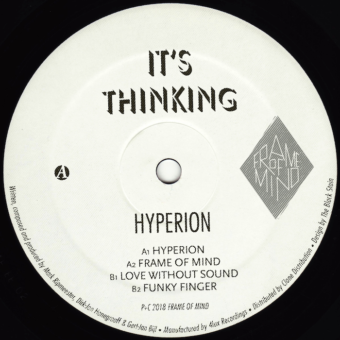 "It's Thinking: Hyperion [12""]"