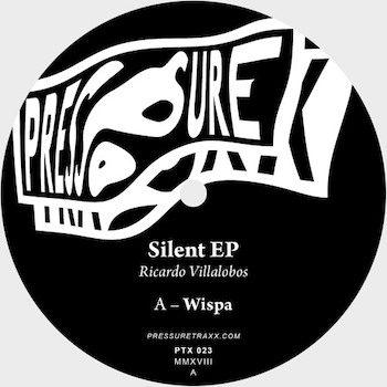 """Villalobos, Ricardo: Silent EP [12""""]"""