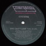 """Chemise: She Can't Love You [12""""]"""