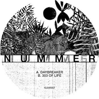 """Nummer: Daybreaker / 303 Of Life [12""""]"""