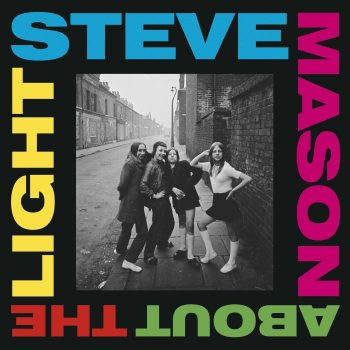 Mason, Steve: About The Light [CD]