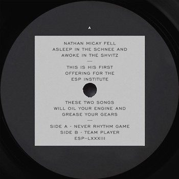"Micay, Nathan: Never Rhythm Game [12""]"
