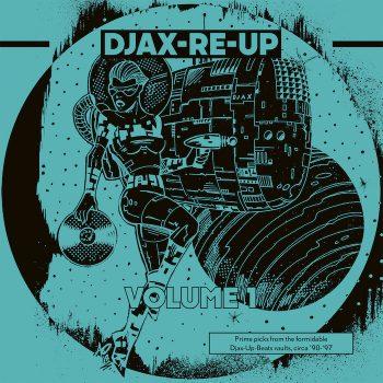"""variés: Djax-re-up Volume 1 [12""""]"""