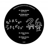"Gordon, Felipe: Shir Khan Presents Black Jukebox 26 [12""]"