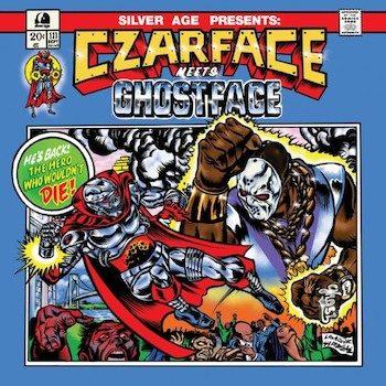 Czarface & Ghostface Killah: Czarface Meets Ghostface [CD]
