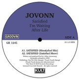 "Jovonn: Satisfied / I'm Waiting / Afterlife [12""]"