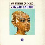 Art Ensemble Of Chicago, The: Tutankhamun [LP bleu]
