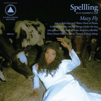 Spelling: Mazy Fly [LP bleu]