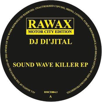 "DJ Di'jital: Sound Wave Killer EP [12""]"