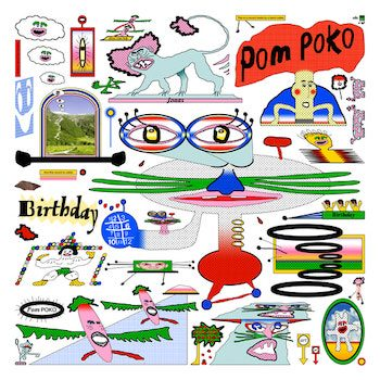 Pom Poko: Birthday [CD]