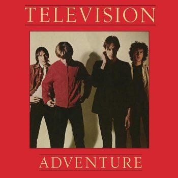 Television: Adventure [LP rouge]