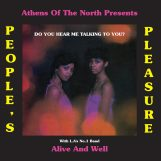 People's Pleasure & Alive And Well: Do You Hear Me Talking To You? [LP]