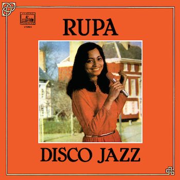 Rupa: Disco Jazz [LP]