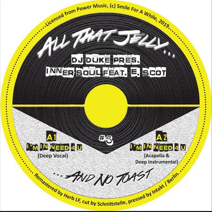 "DJ Duke prés. Inner Soul: I'm In Need 4 U [12""]"