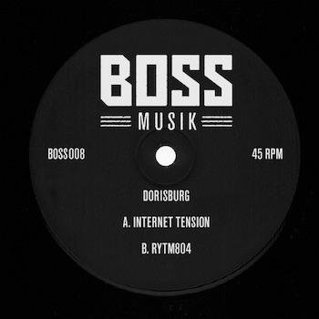 "Dorisburg: Internet Tension / Rytm804 [12""]"
