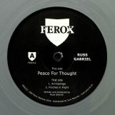 """Gabriel, Russ: Peace For Thought [12""""]"""