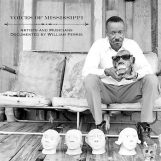 variés: Voices of Mississippi:Artists & Musicians Documented By William Ferris [LP]