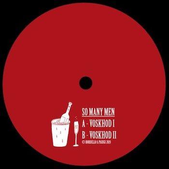 """So Many Men: Voskhod [12""""]"""