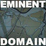 """variés: Eminent Domain [3xLP+7""""]"""