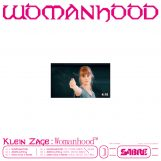 "Klein Zage: Womanhood EP - incl. remixes par DJ Python & Local Artist [12""]"