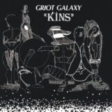 Griot Galaxy: Kins [LP coloré]