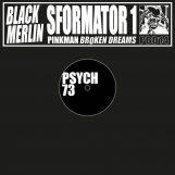 "Black Merlin: SFORMATOR 1 [12""]"