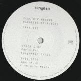 "Electric Rescue: Parallel Behaviors Part III [12""]"