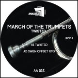 "Twist3d: March Of The Trumpets [12""]"