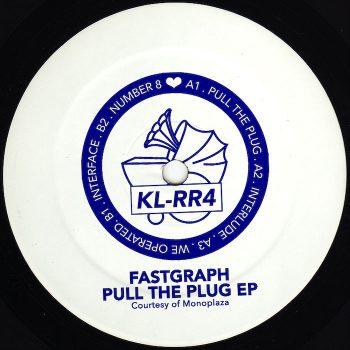 "Fastgraph: Pull The Plug EP [12""]"