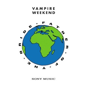 Vampire Weekend: Father Of The Bride [CD]