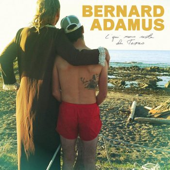 Adamus, Bernard: C'qui nous reste du Texas [CD]