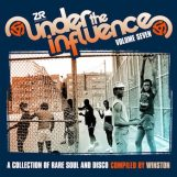 variés; Winston: Under the Influence Volume Seven: A Collection of Rare Soul and Disco [2xCD]