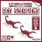 DJ Fett Burger & DJ Speckguertel: Red Scorpions [2xLP]