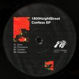 "1800HaightStreet: Confess EP [12""]"
