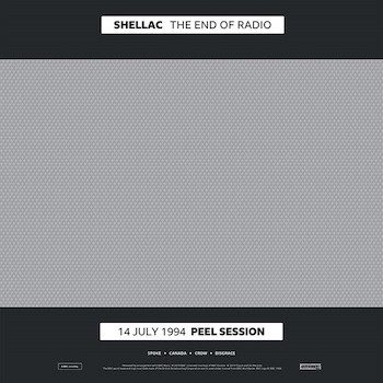 Shellac: The End Of Radio [2xCD]