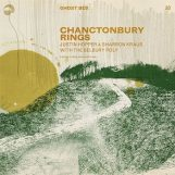 Hopper & Sharron Kraus With The Belbury Poly, J.:  Chanctonbury Rings [LP]