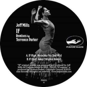 "Mills, Jeff: If Remixes EP [12""]"