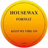 "Format: Keep My Fire On [12""]"