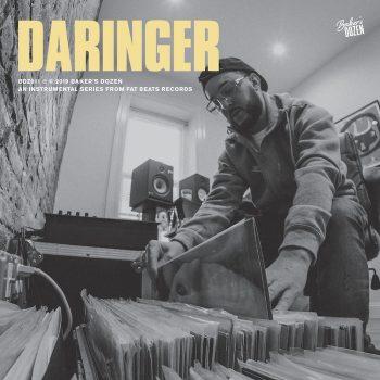 Daringer: Baker's Dozen [LP+flexidisc]