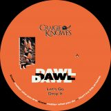 "DAWL: Time To Throw Down EP [12""]"