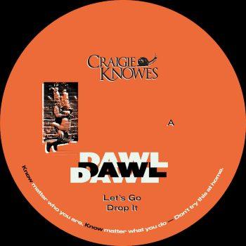 """DAWL: Time To Throw Down EP [12""""]"""