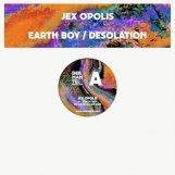 "Jex Opolis: Earth Boy [12""]"