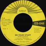 """Perk Badger: Do Your Stuff [7""""]"""