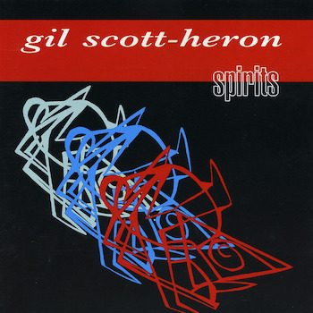 Scott-Heron, Gil:  Spirits [LP]