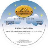 "Dharma:  Plastic Doll - incl. remix par Tiger & Woods [12""]"