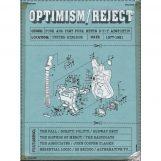 variés:  Optimism / Reject – Punk & Post-Punk Meets D-I-Y Aesthetic [4xCD]