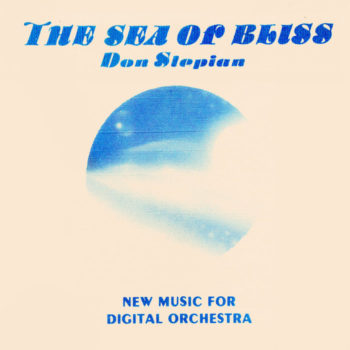 Slepian, Don: Sea of Bliss [LP]